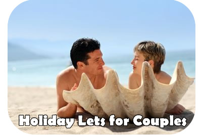 Holiday lets for couples